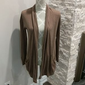 Aritzia Wilfred free Silk and cashmere cardigan
